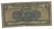 Haiti Two Gourdes banknote WB112463 P175 poor/AG condition
