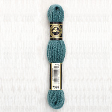 DMC Tapestry Wool 7326 - Blue Green - 8m Skein