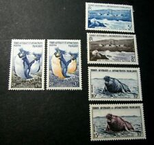 FSAT Stamp Scott#  2-7 Penguins & etc. 1956  MH C524