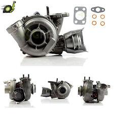 Turbolader Citroen Berlingo C2 C3 C4 C5 Picasso Xsara 1.6 HDI FAP 80 Kw 109PS