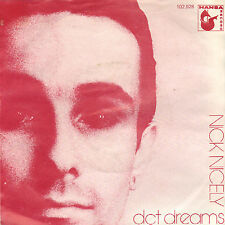 "NICK NICELY ‎– DCT Dreams (1981 VINYL SINGLE 7"" DUTCH PS)"