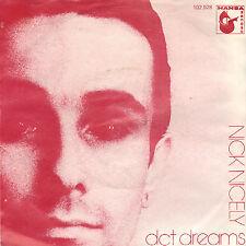 "NICK NICELY – DCT Dreams (1981 VINYL SINGLE 7"" DUTCH PS)"