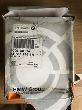 BMW Genuine Air Filter Element E38/E39/E52/E53 5/7 Series X5 Z8 13721736675