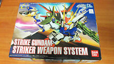 Bandai Strike Gundam Striker Weapon System - Gundam Seed Generation Neo