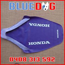 HONDA CR125R CR125 R CR250R 1995 95 PURPLE Seat Cover **Aust Stock** HP284