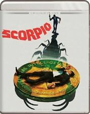 SCORPIO Burt Lancaster, Alain Delon (Twilight Time Blu-ray Disc) BRAND NEW!