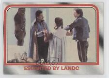 1980 Topps Star Wars: The Empire Strikes Back Escorted by Lando #85 2wk