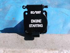 ww2 raf spitfire hurricane engine start button quantity 1