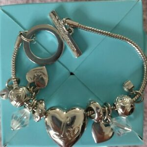 Lipsy charm bracelet