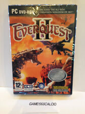 EVERQUEST 2 II + KINGDOM OF SKY (PC) NUOVO SIGILLATO