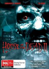 HOUSE OF THE DEAD II (DVD, 2006) - Ed Quinn # 1605
