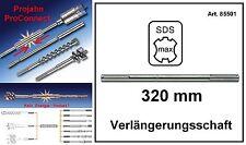 Projahn PROConnect Verlängerungsschaft SDS-max 320 mm Verlängerung Bohrer 85501