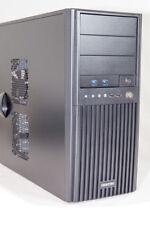 SUPERMICRO X10SLM-F 4x 3.1-3.5Ghz/8GB INTEL XEON E3-1220V3 CHIEFTEC TOWER SERVER
