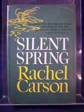 Silent Spring by Rachel Carlson, 1st Edition (1962 HC) 180606