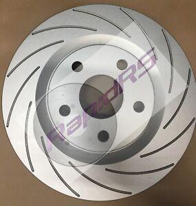Slotted Disc Brake Rotors to suit Nissan Skyline V35 2.5 3.0 STAGEA M35 3.5 L