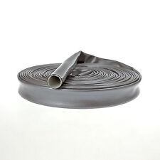 Il calore del fuoco fiamma Thermo SLEEVE SCUDO PER olio combustibile tubo 16mm ID argento (1m)