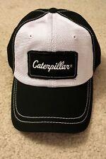 NEW Caterpillar Trucker Adjustable Cap Hat Mesh