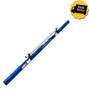 8ft Aluminium Screed Float Check Rod Lightweight Dual Edge Cutting Tool