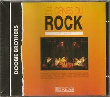 MUSIQUE CD LES GENIES DU ROCK EDITIONS ATLAS - DOOBIE BROTHERS FIRST ALBUM N°59
