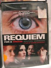 160892 Dvd Darren Aronofsky Requiem For A Dream : Edited Version Ws R Reg 1 New