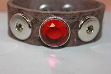 Modeschmuck-Armbänder aus Glas Bohemian