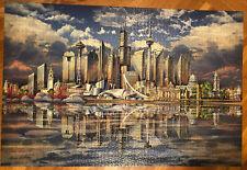 Ravensbuger Puzzle - Skyline Of Famous Buildings - 3000 Complete Pieces