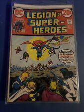 LEGION OF SUPER-HEROES (Vol 1) #2 (3/73)--VF++ / 1960s Superboy & Legion^