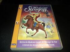 "DVD ""MICHEL STROGOFF - LE LONG METRAGE"" dessin anime"