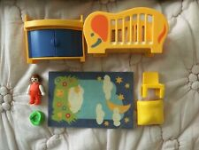 Playmobil Baby Room Playset #3207 (Incomplete)