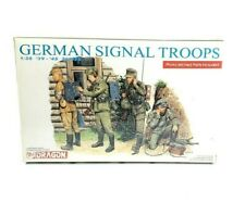 1:35 Dragon 6053 German Signal Troops