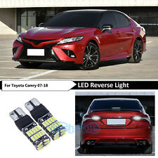 Bright White Reverse Backup 921 LED Lights Bulbs Lamp Fit Toyota Camry 2007-2018