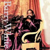 Put Me In Your Mix Barry White Audio CD Used - Like New