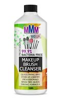 MMM MAKEUP BRUSH QUICK DRY CLEANER / STERILIZING LIQUID UK SELLER 100ML