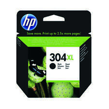 Genuine HP 304XL Deskjet 3733 Cartucho de tinta negra ENVY 5010 5020 5030 5032 3750