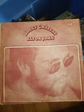 ELTON JOHN HONKY CHATEAU LP Korea IMPORT RECORD LABEL ROCKET MAN