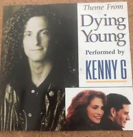 Kenny G - The Theme From Dying Young - Scarce Mint 1992 Promo CD Single