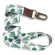 Wrist Badge Lanyard Neck Strap ID Card Phone Wallet Key Chain Keychain Holder