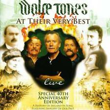 Wolfe Tones - at Their Very Best Live 2cd
