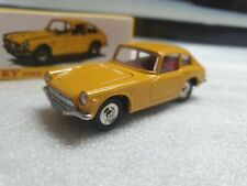 ATLAS EDITIONS - HONDA S800 - YELLOW PAINT - 1/43.SCALE - DINKY COLLECTION