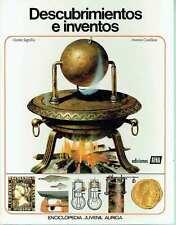 Descubrimientos e inventos. Vicente Segrelles y Antonio Cunillera