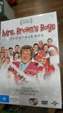 BRAND NEW Mrs Browns Boys - Christmas Box (DVD, 2017, 5-Disc Set) R4
