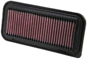 K&N Hi-Flow Performance Air Filter 33-2211 fits Toyota Yaris 1.3 (NCP130R), 1...