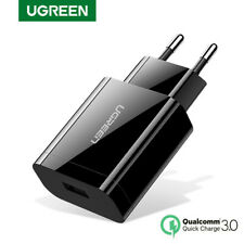 Ugreen 18W Fast Charger USB Charger Charging Adapter Quick Charge 3.0 FCP AFC