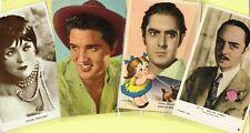 Vintage Original ☆ FILM STAR ☆ Postcards from around the World - List P2