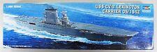 Trumpeter 1:350 Kit #05608 USS CV-2 Lexington Aircraft Carrier 05/1942