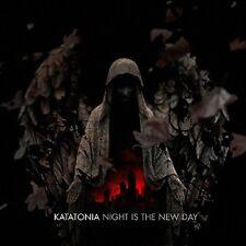 KATATONIA Night is the new Day - 2LP / Black Vinyl