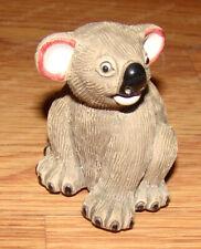 Sitting Pretty Koala Bear (Coad, Peru) Clay, Baked Enamel