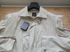 Cotton Zip Neck Raincoats for Men