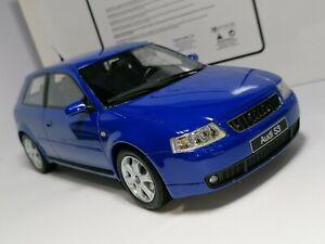 1:18 Scale OT099 Audi S3 Otto Resin modelcar modellauto RARE 1/1.000 Ottomobile