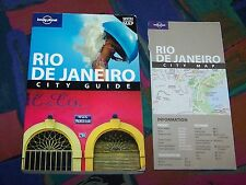 RIO DE JANEIRO (Brasilien) - City Guide - with pullout map # LONELY PLANET